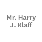 Mr Harry Klaff