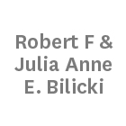 Robert & Julia Bilicki